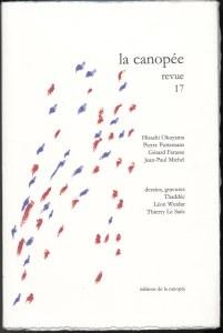 Revue la canopée n°17, Editions de la Canopée, 2013 (pastel sec)