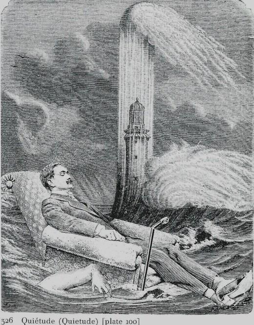 collage Max Ernst